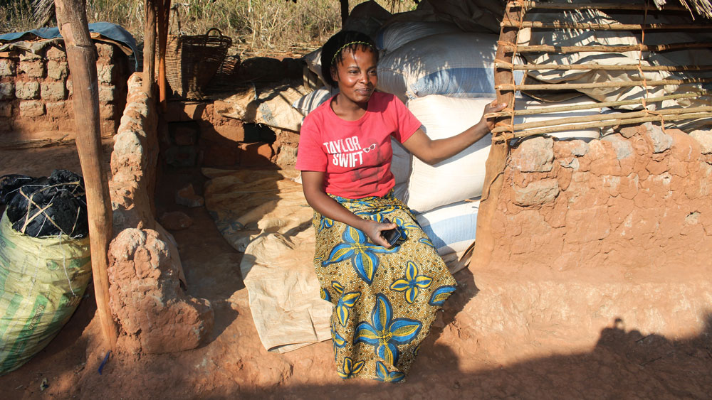 Building Self-Reliance for Refugees in Zambia